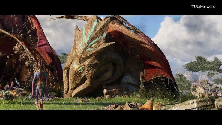 Avatar Frontiers Pandora E3 2021 James Cameron jugabilidad historia tráiler lanzamiento
