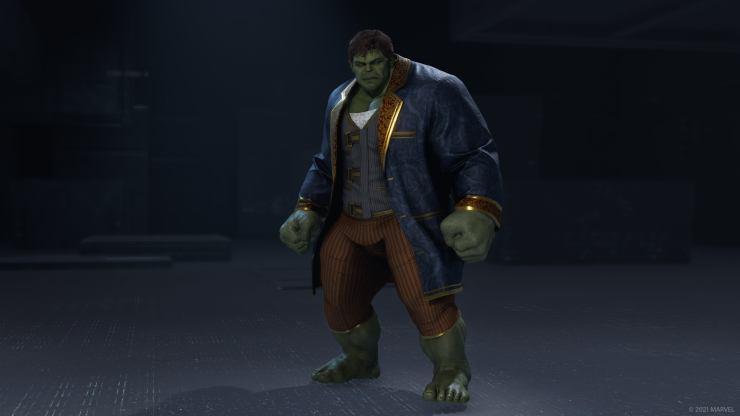 avengers traje trajes steampunk hulk marvel's