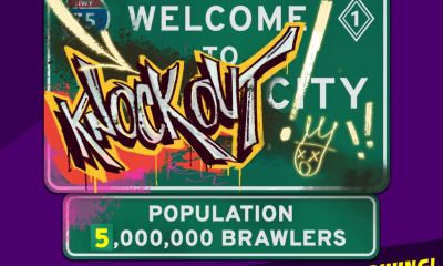 knockout city prueba juego gratis nivel 25