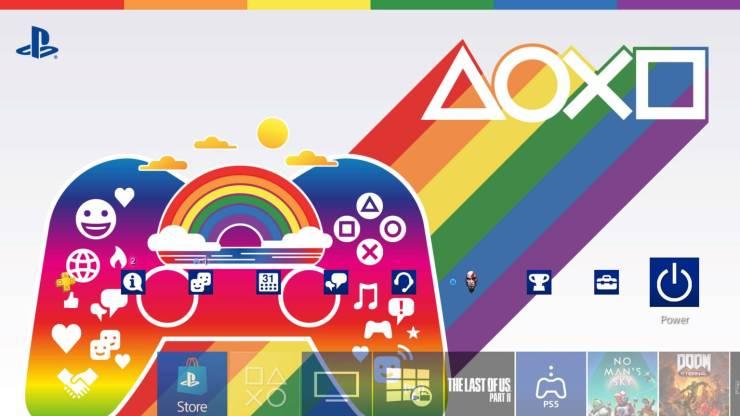 PlayStation celebra el mes del orgullo LGTBI con un tema gratis para PS4