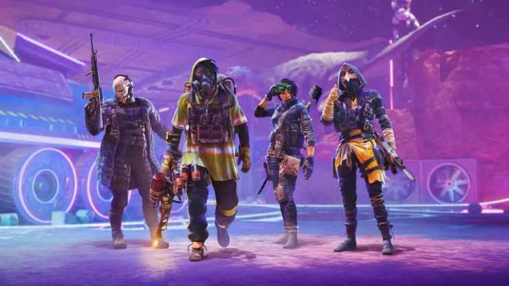 Tom Clancy's XDefiant prueba técnica free-to-play crossplay fecha lanzamiento Ubisoft