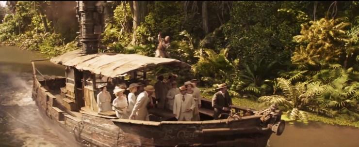 Jungle Cruise Reseña crítica análisis review