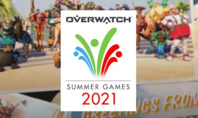 Overwatch: los juegos de verano regresan en 2021 con nuevos trajes