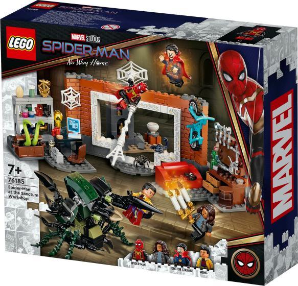 Spider-Man No Way Home LEGO