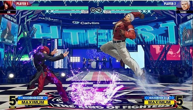 The King of Fighters XV KOF fecha de estreno