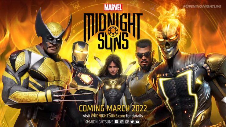 Marvel Midnight Suns XCOM fecha lanzamiento jugabilidad historia Firaxis Games 2K