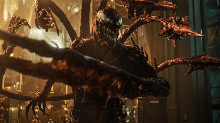 Venom Carnage Liberado Let there be fecha estreno pandemia COVID-19 Sony Pictures Marvel Comics Spider-Man