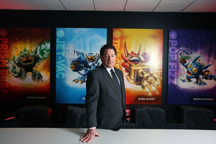 Activision Blizzard es acusado de destruir evidencia de los abusos en sus oficinas actualización demanda bobby kotick