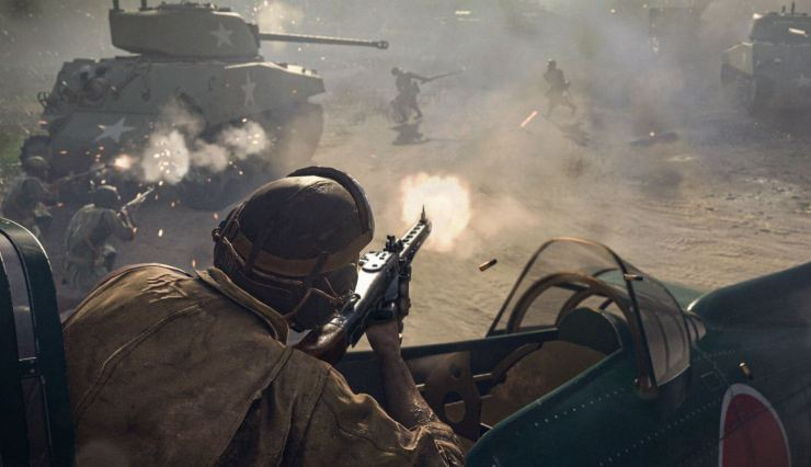 Jueguen la prueba alfa de Call of Duty: Vanguard exclusivamente en PlayStation PS4 PS5 con el modo multijugador Champion Hill