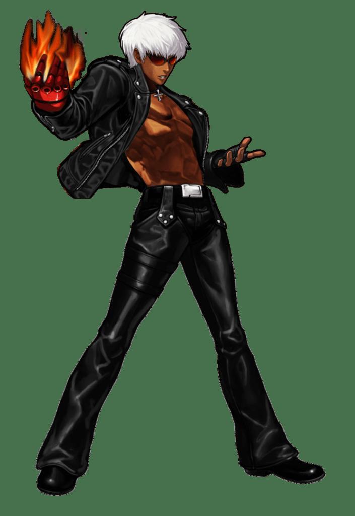 cómo pelea k' tráiler kof xv The King of Fighters XV