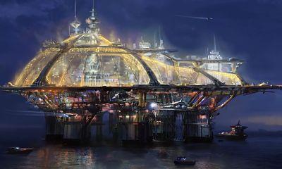 Conozcan tres escenarios de Starfield: Nueva Atlántida, Neón y Akila