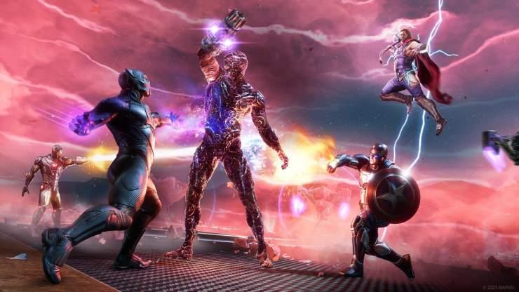 Marvel's Avengers Edición Endgame Xbox Game Pass Ultimate gratis juego