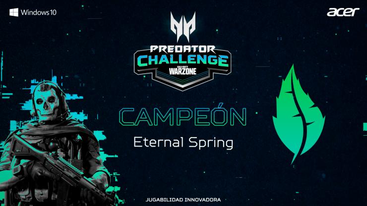 Torneo Predator Challenge Warzone