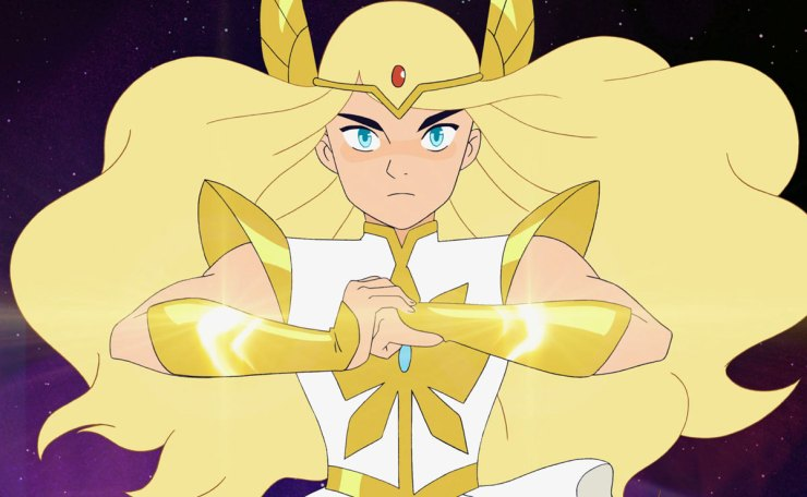 She-Ra imagen real Live-action amazon