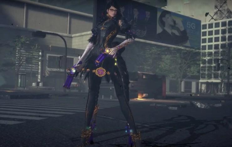 La protagonista de Bayonetta 3 no es Bayonetta