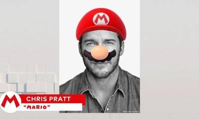 Chris Pratt habla sobre su papel en la película de de Super Mario en medio de controversia