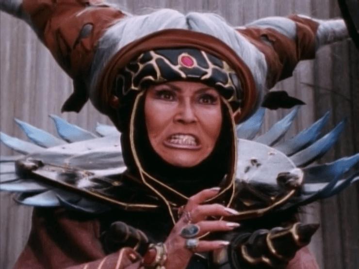 Power Rangers Battle for the Grid cuarta temporada 4 Adam Park DLC Rita Repulsa
