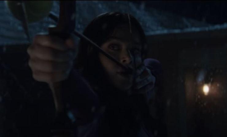Ya podemos ver el tráiler subtitulado y doblado en español de la serie de Disney+ Hawkeye y Kate Bishop