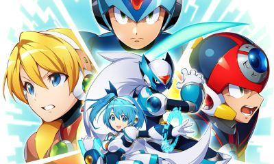 Mega Man X DiVE llegará a PC mediante Steam