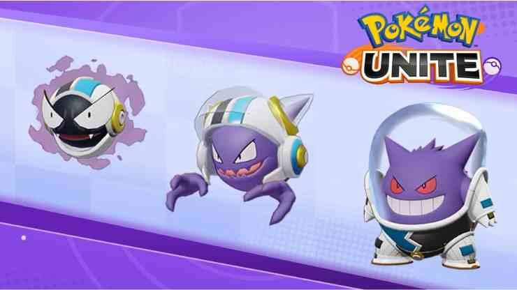 Pokémon Unite: todos los cambios y novedades de la versión 1.2.1.3 ajustes balances pase combate gravedad 094
