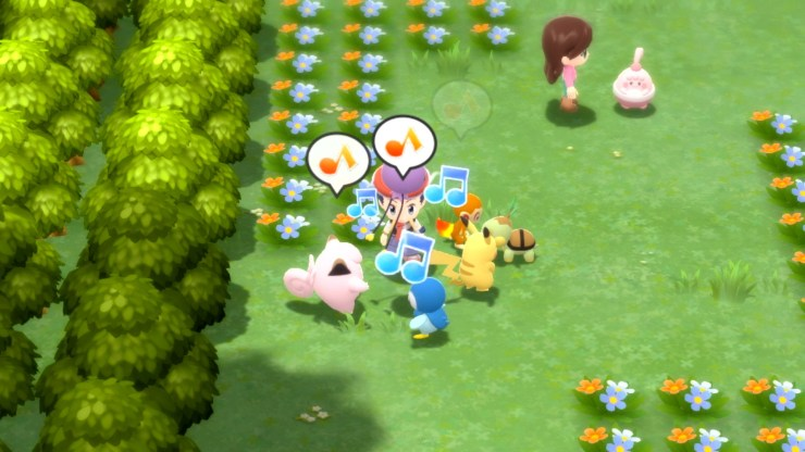 Pokémon Brilliant Diamond Shining Pearl