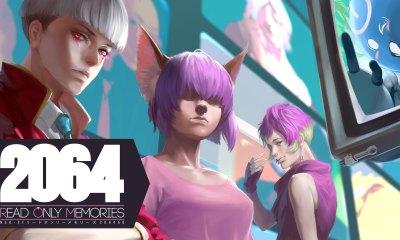 El juego cyberpunk 2064 Read Only Memories está gratis en Epic Games Store 28 de septiembre de 2021