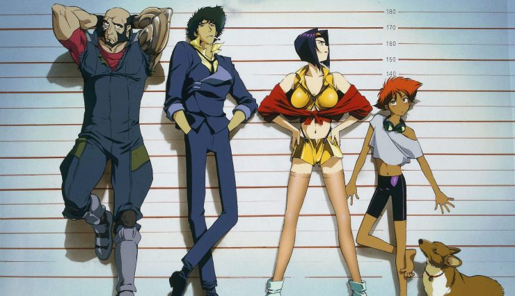 Cowboy Bepop anime original serie 1998 Netflix fecha estreno Colombia