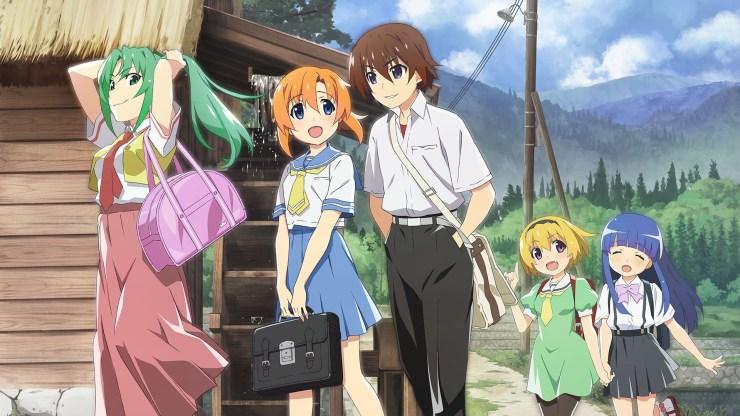 Funimation jueves de doblaje español latino octubre 2021 anime Higurashi Fullmetal Alchemist Colombia Latinoamérica