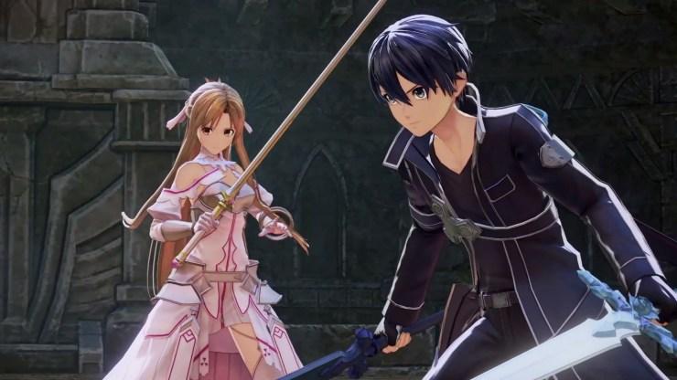 Tales of Arise Sword Art Online SAO fecha lanzamiento contenidos DLC Kirito Asuna
