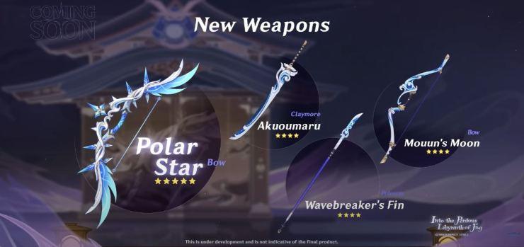 Genshin Impact Avance de la versión 2.2 El laberinto de niebla dominio, nuevo personaje thoma, evento, eventos, nuevas armas, fecha