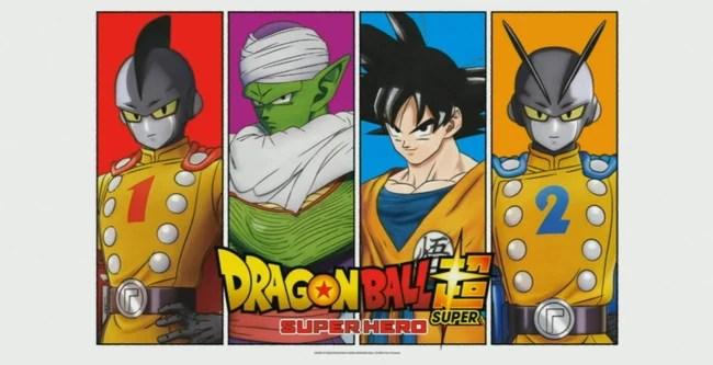 Dragon Ball Super DBS Super Hero tráiler adelanto antagonistas villanos historia estreno Gamma 1 2 Broly Pan