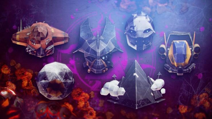 Sectores Embrujados Fiesta Almas Perdidas Destiny 2 2021 novedades Halloween