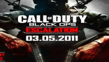 Call of Duty Black Ops New Map Pack Escalation Leaked XBOX 360