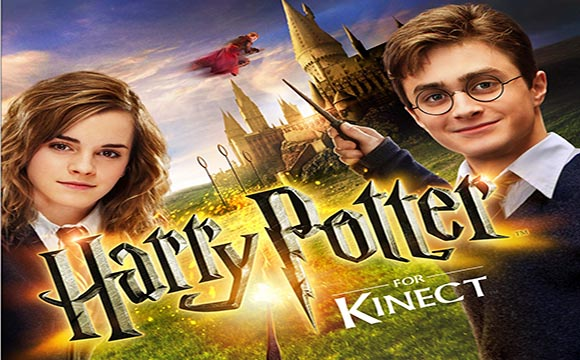 Harry Potter Kinect walkthrough