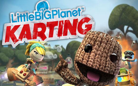 LittleBigPlanet Karting Beta