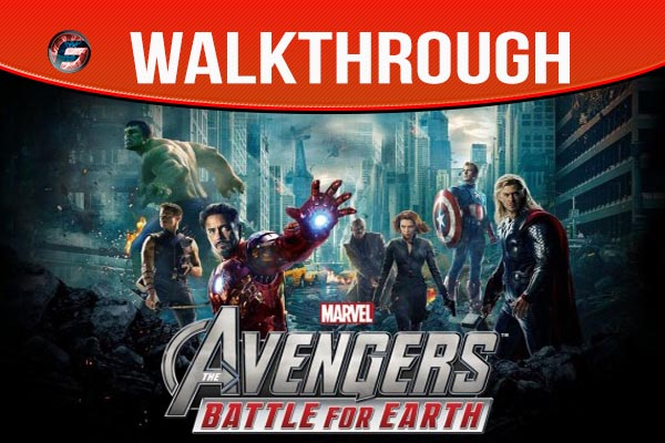 Marvel Avengers Battle for Earth Walkthrough
