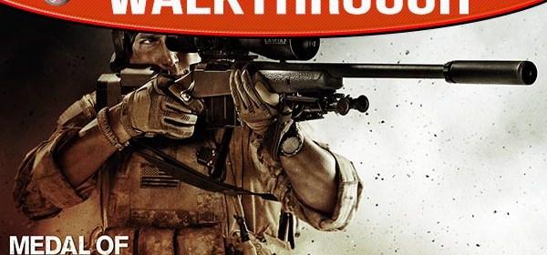 Medal of Honor Warfighter walkthrough