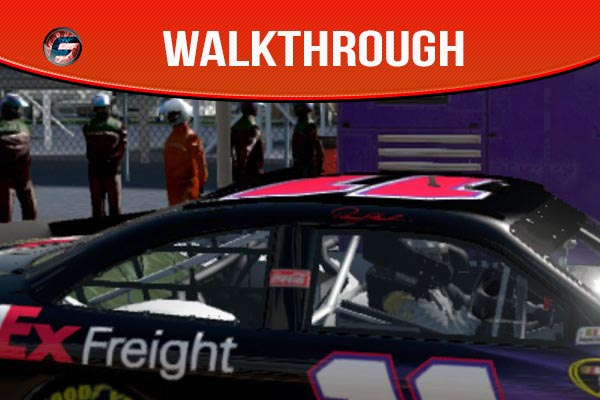 NASCAR The Game Inside Line Walkthrough and Wiki Guide – GamerFuzion