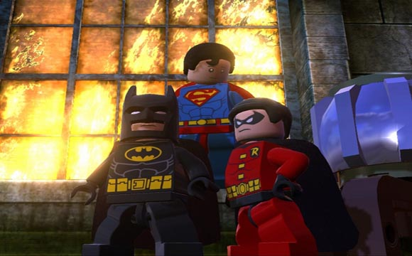 Lego Batman 2 All Unlockable Characters Locations Guide ...