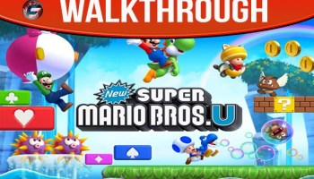 Super Mario Galaxy 2 walkthrough Wii Video Guide – GamerFuzion