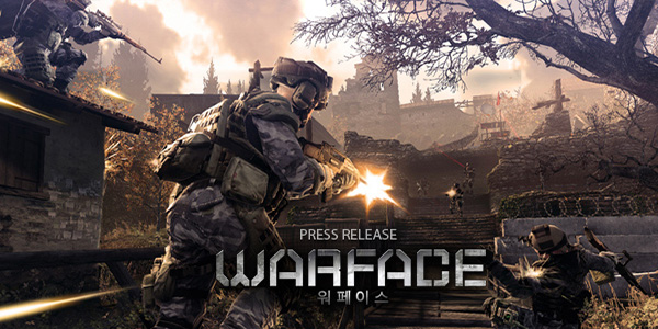 Warface Crytek's Free FPS Launches