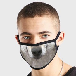 Animal Dog 1 Non Medical 3 Ply Face Mask