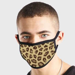 Animal Skin Print Non Medical 3 Ply Face Mask