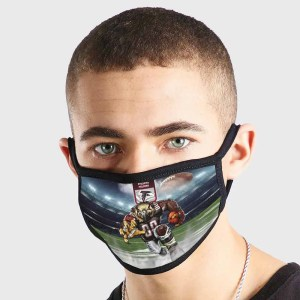 Atlanta Falcons NFL Non Medical 3 Ply Face Mask