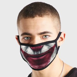 Joker Mouth Non Medical 3 Ply Face Mask