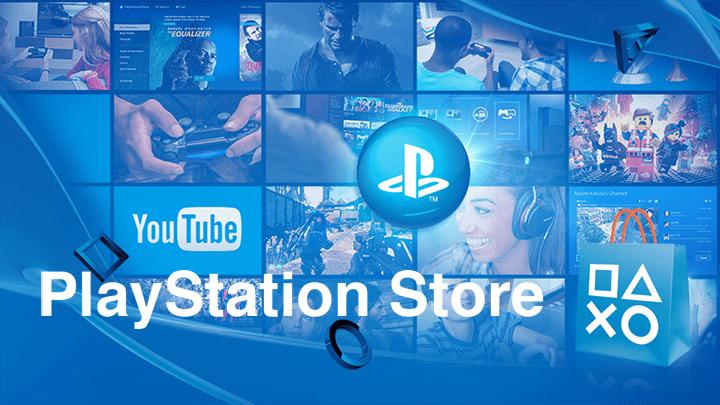 Playstation Store : Mise à jour