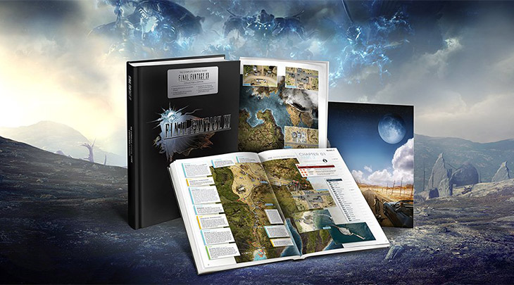 Final Fantasy XV : Le guide Piggyback