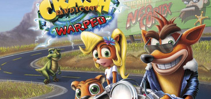Crash Bandicoot 3 warped guide des trophées
