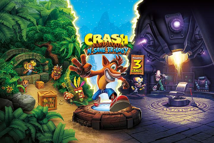 Guide des trophées de Crash Bandicoot (PS4)