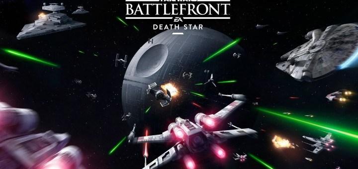 Star Wars Battlefront : DLC l'étoile de la Mort